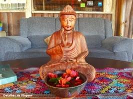 Budha detalhes pousada