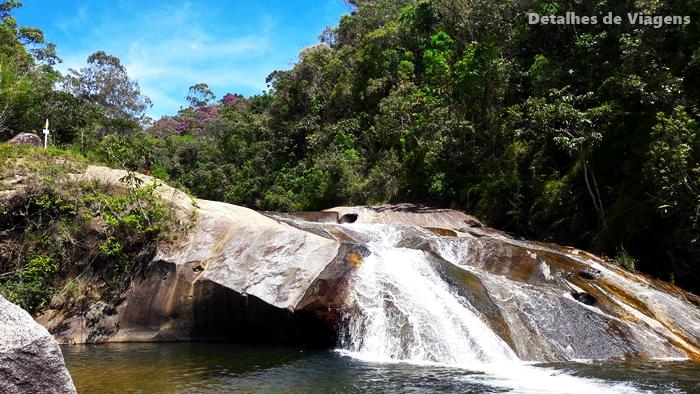 cachoeira do escorrega visconde de maua maromba relatos de viagens