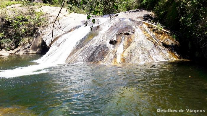 cachoeira do escorrega visconde de maua maromba viagem passeio