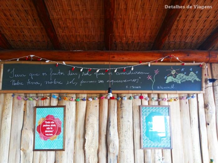 decoraçao parede lousa mensagem