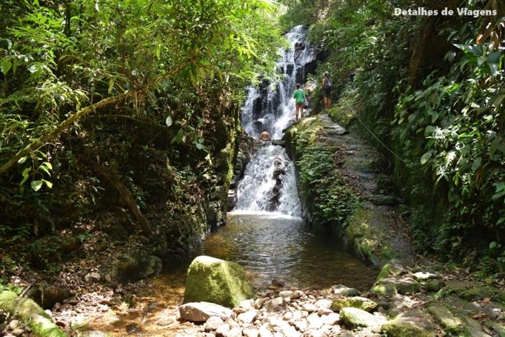parque ecologico cachoeiras do santuario visconde de maua cachoeira do santuario relatos viagem