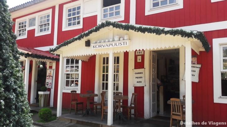 pequena finlandia restaurante penedo