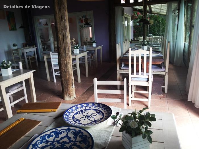 restaurante quebra cangalha cunha passeio viagem