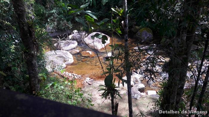 riacho na pousada brilho de natureza visconde de maua