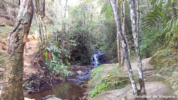 trilha cachoeira veu da noiva visconde de maua