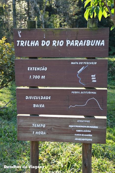 trilha rio paraibuna parque estadual serra do mar nucleo cunha