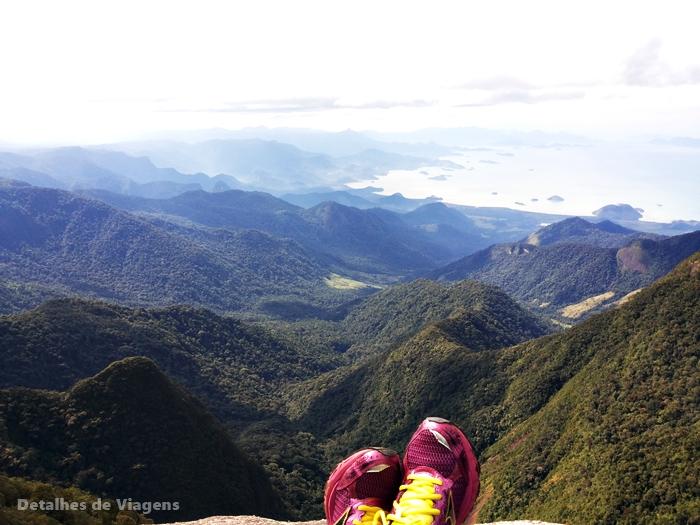 vista alto pedra da macela cunha paraty relax viagem passeio