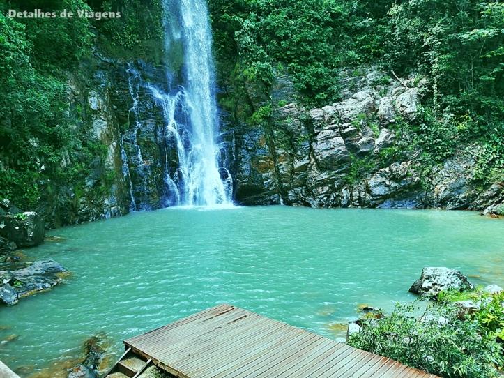 cachoeira serra azul nobres bom jardim relatos de viagem