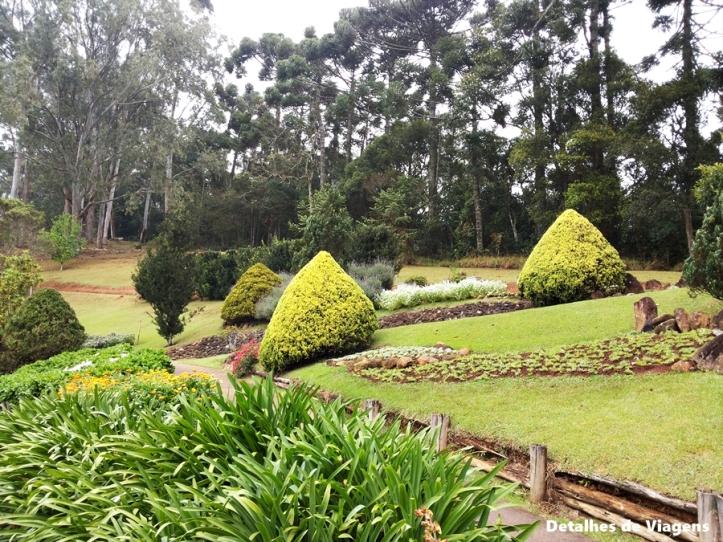 ecco parque jardim dos pinhais santo antonio do pinhal dica de passeio jardim montanhes