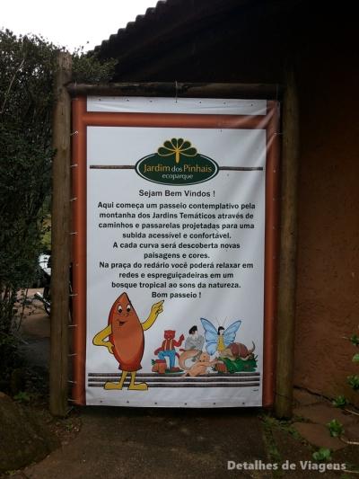ecco parque jardim dos pinhais santo antonio do pinhal jardins tematicos