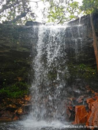 cachoeira do almescar cachoeira do relogio chapada dos guimaraes