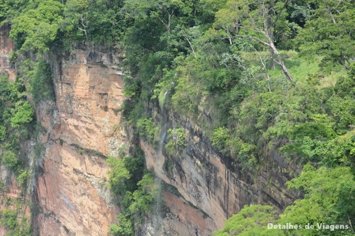 cachoeira mirante morro dos ventos chapada dos guimaraes