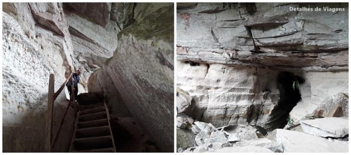 caverna kiogo brado entrada