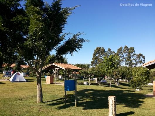 area barracas camping itirapina pontos de energia