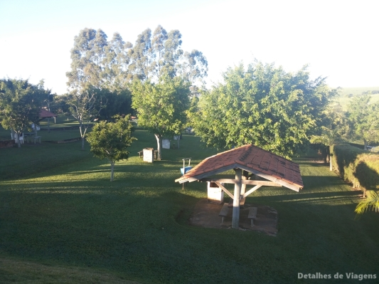 area barracas camping itirapina