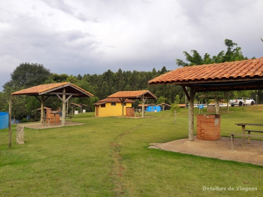 camping saltao itirapina area barracas