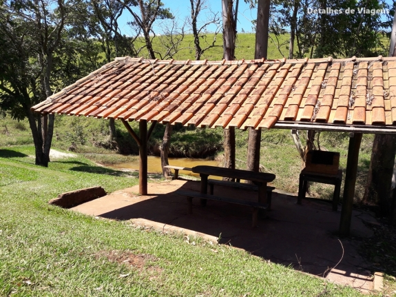 quiosques camping itirapina day use