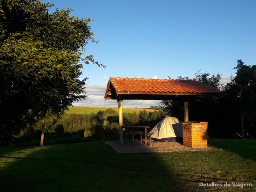 quiosques camping saltao itirapina