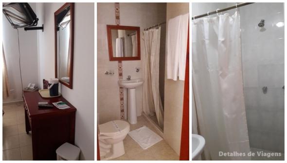 banheiro hotel san felipe cartagena opiniao viagem relatos