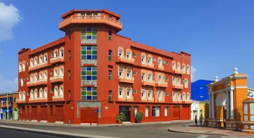 hotel san felipe plaza cartagena