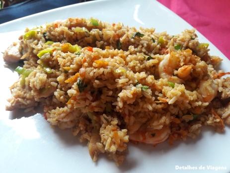 arroz tailandes restaurante cartagena