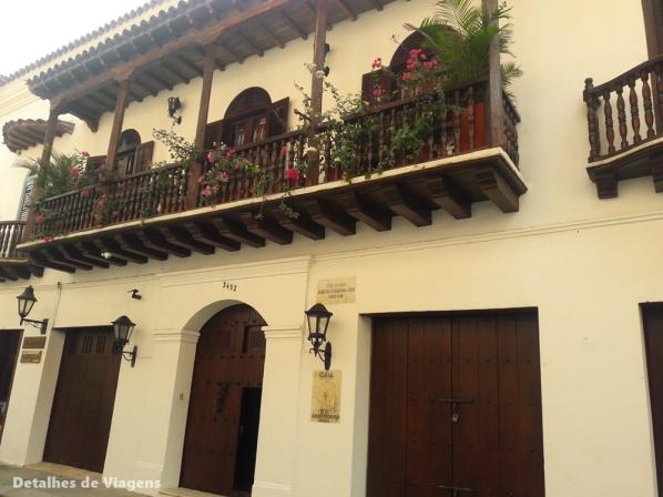 Cartagena arquitetura relatos de viagem dicas roteiro