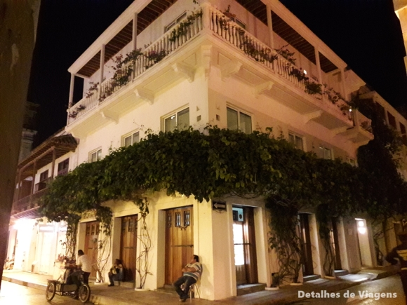 cartagena cidade amuralhada arquitetura
