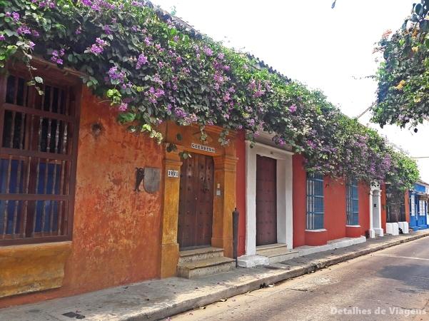 cartagena de indias colombia ciudad amurallada