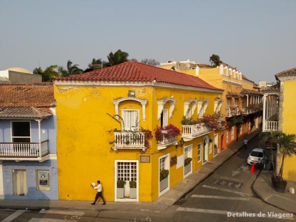 cartagena relatos de viagem roteiro cidade amuralhada