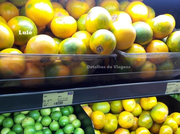 Cartagena supermercado fruto lulo