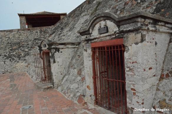 castillo san felipe de barajas cartagena detalhes