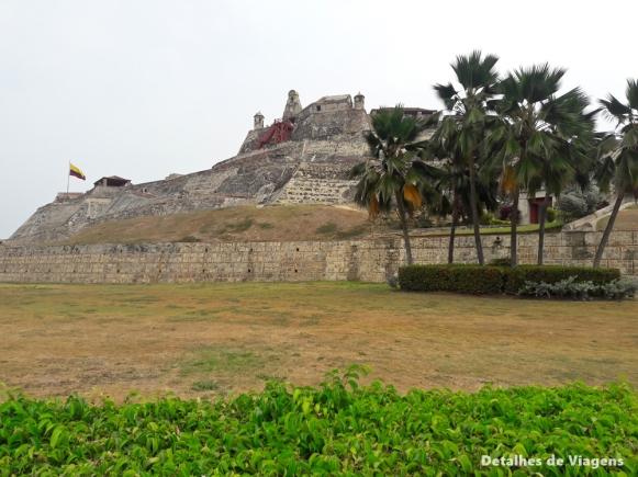 castillo san felipe de barajas cartagena dicas viagem roteiro ponto turistico