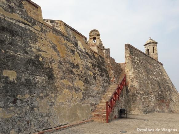 castillo san felipe de barajas cartagena o que fazer passeio dicas viagem