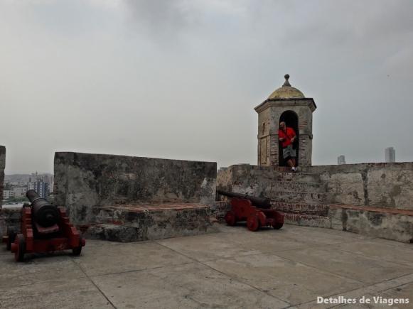 castillo san felipe de barajas cartagena o que visitar dicas roteiro viagem