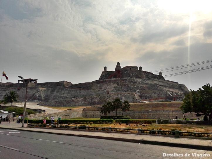 castillo san felipe de barajas cartagena pontos turisticos o que fazer roteiro dicas viagem