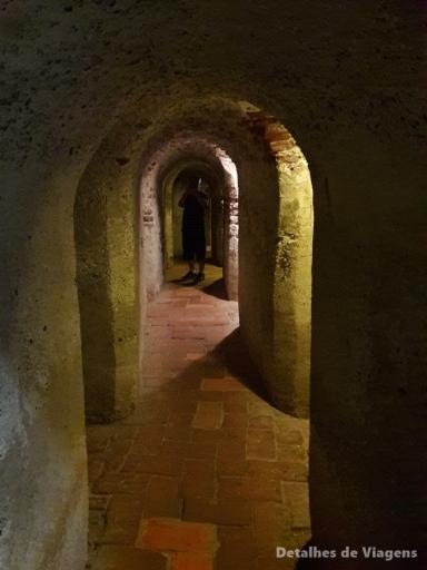 castillo san felipe de barajas cartagena tuneis ponto turistico dicas viagem