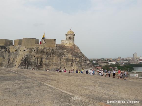 castillo san felipe de barajas dicas horario roteiro cartagena