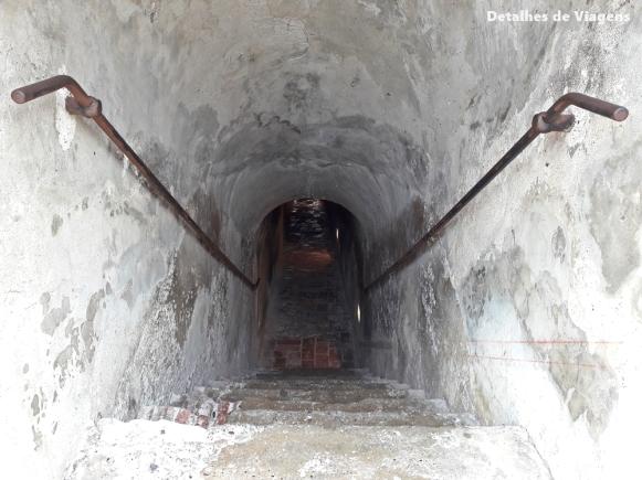 castillo san felipe de barajas tuneis detalhes roteiro viagem