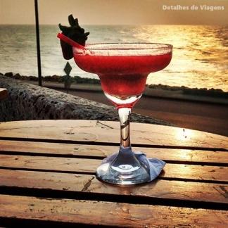 daiquiri cafe del mar cartagena drinks por do sol