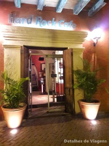 hard rock cafe cartagena roteiro viagem detalhes