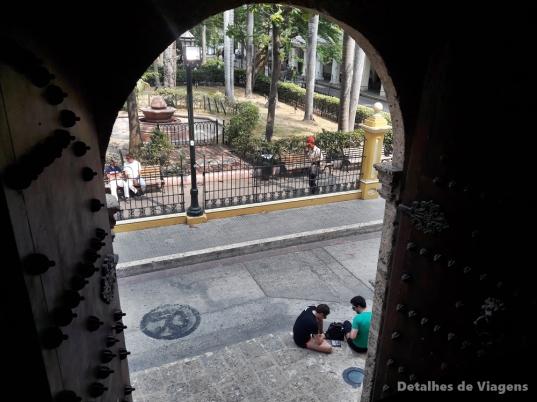 Palacio da inquisiçao cartagena detalhes viagem roteiro