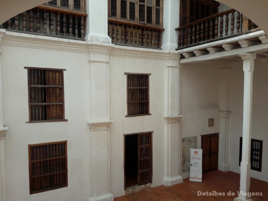 palacio da inquisicao museu cartagena colombia relatos viagens roteiro