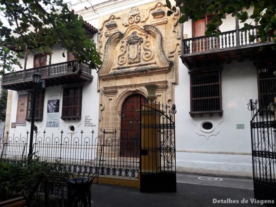 palacio de la inquisicion palacio da inquisicao cartagena colombia roteiro dicas viagem passeios