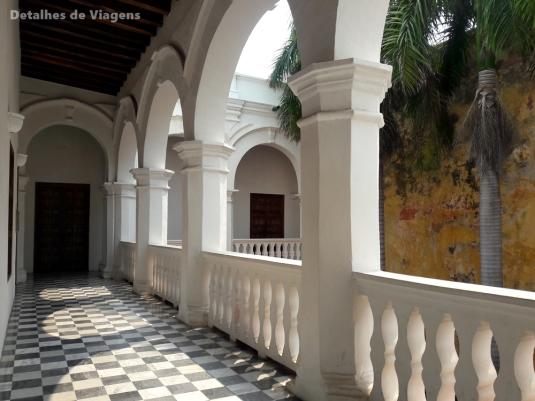 palacio inquisiçao cartagena colombia roteiro detalhes dicas