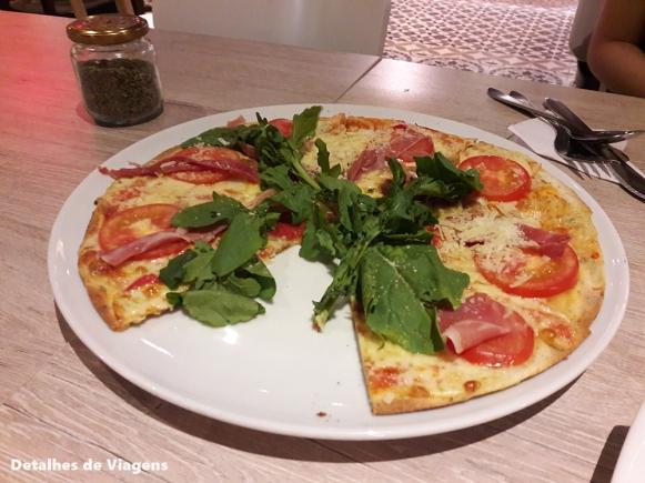 Restaurante cartagena la brioche pizza roteiro viagem dicas