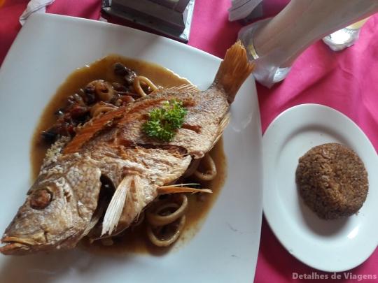 restaurante cartagena prato tipico roteiro dicas arroz com coco peixe