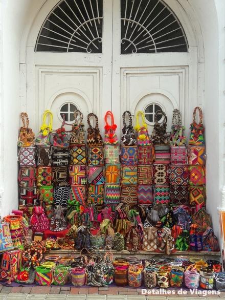 wayuu bags colombia cartagena