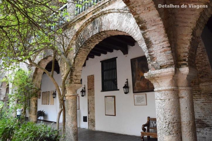 arquitetura colonial cartagena cerro la popa ponto turistico