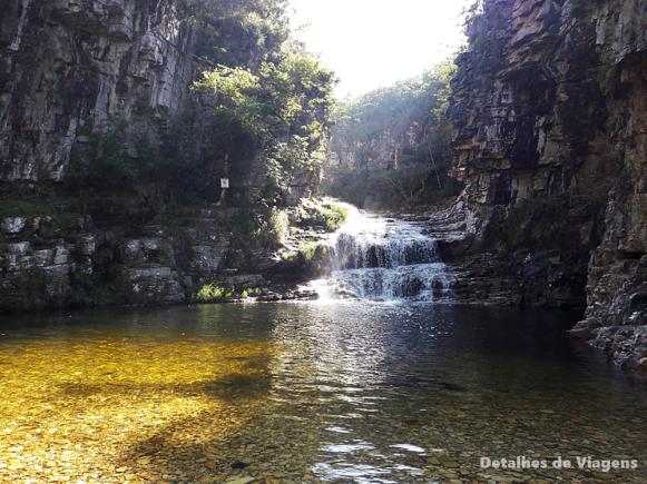 cachoeira paraiso perdido capitolio relatos