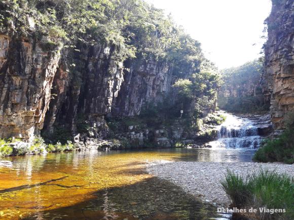 cachoeira paraiso perdido capitolio